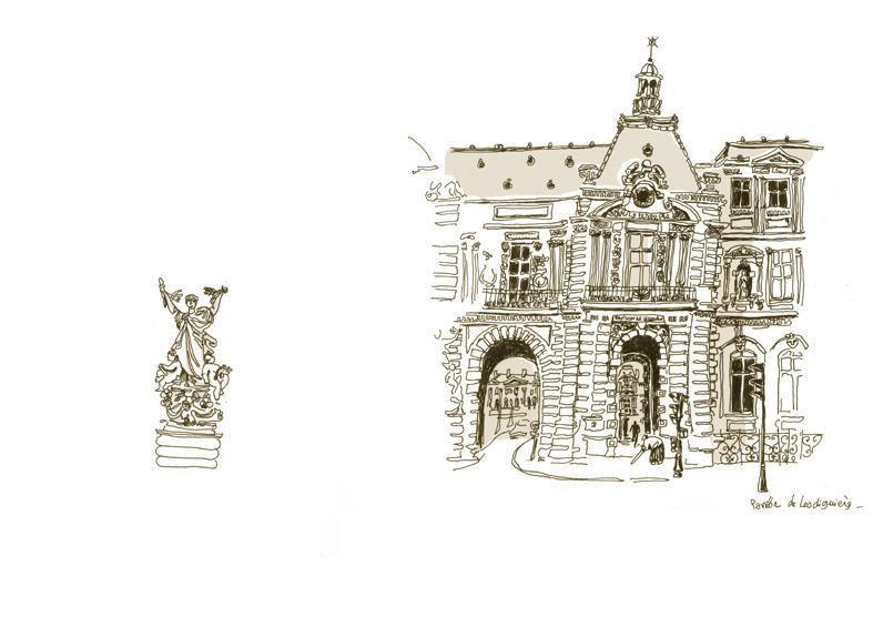 Pavillon de Lesdiguière