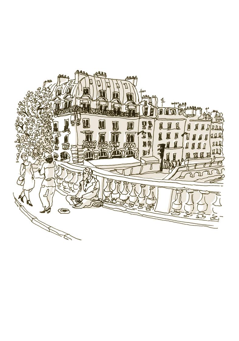 RER Saint Michel