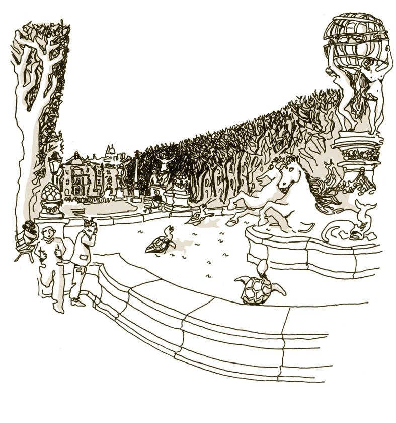 Jardin Marco Polo