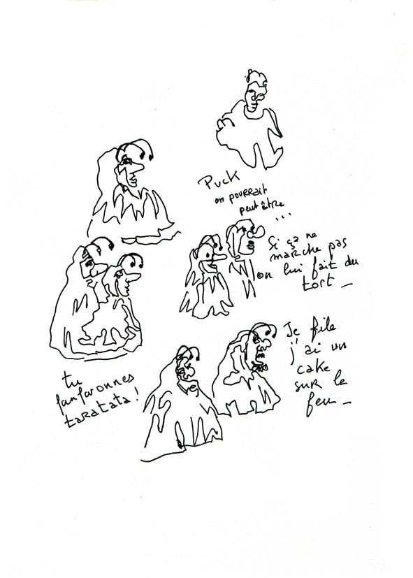Les amoureux de Shakespeare 4