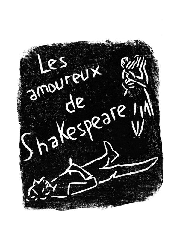 Les amoureux de Shakespeare couverture