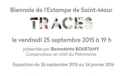 biennale de l'Estampe de Saint-Maur