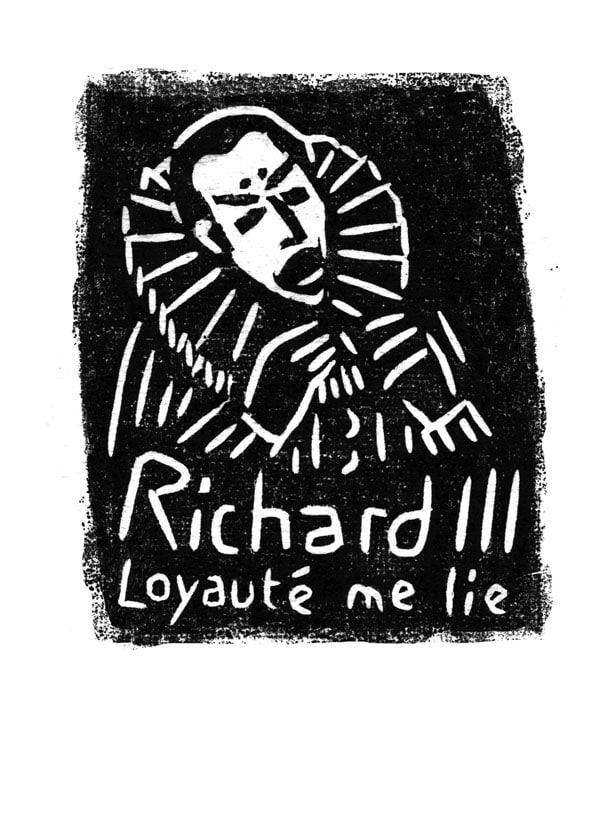 Richard III couverture