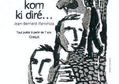 Affiche Contes Amandiers