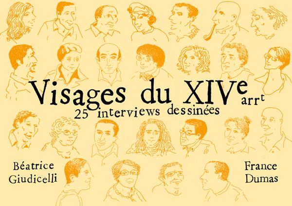 Visages du XIVe arrondissement