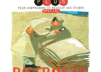 """Couverture magazine """"Phopshore"""""""