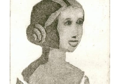 Femme antillaise