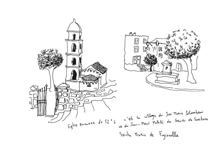 Sainte Marie de Figianella