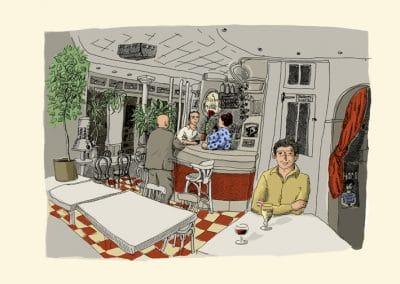 Melie's café