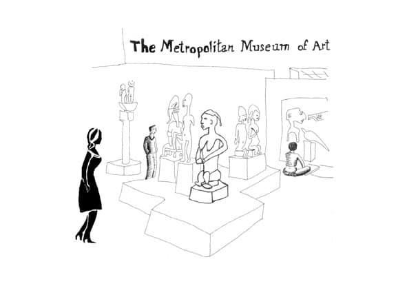 The Metropolitain Museum