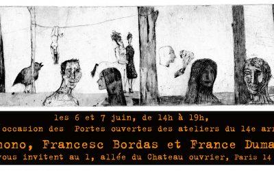 portes ouvertes des ateliers du 14e arrondissement
