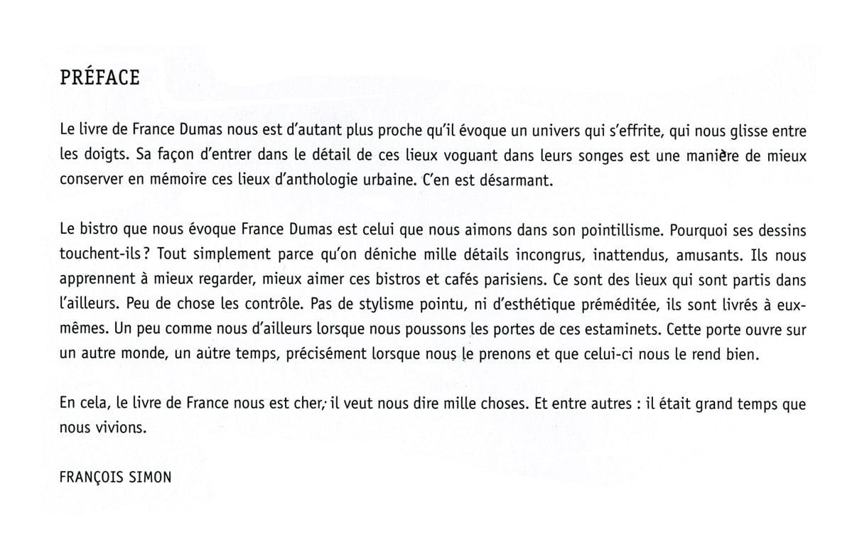 Préface François Simon