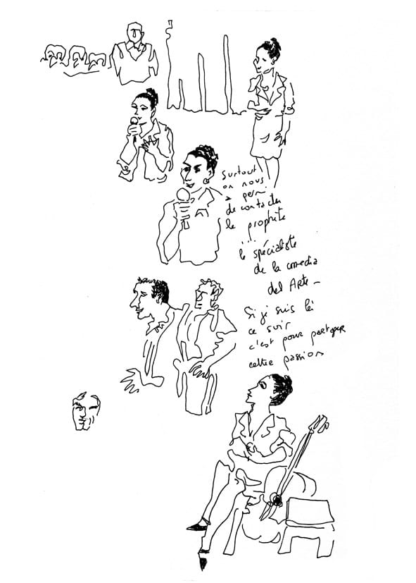 Teatro comico 2