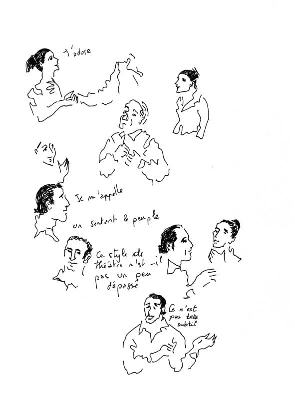 Teatro comico 4