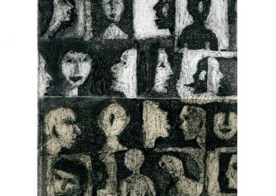 Totem de visages