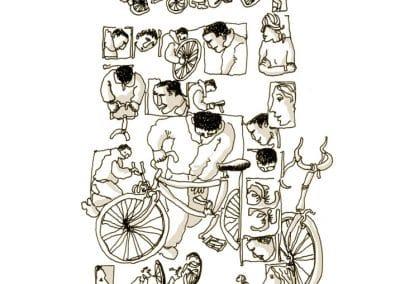 Bicyclette chérie