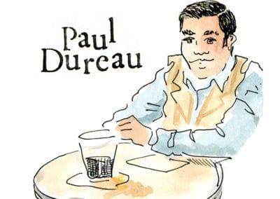 Paul Dureau 1ere page
