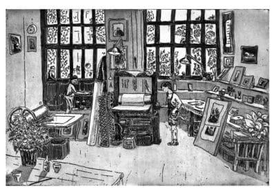 Atelier René Tazé NB