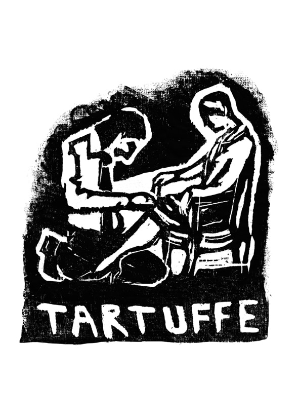 Tartuffe couverture