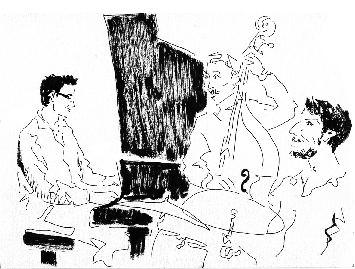Dexter Goldberg Trio 1