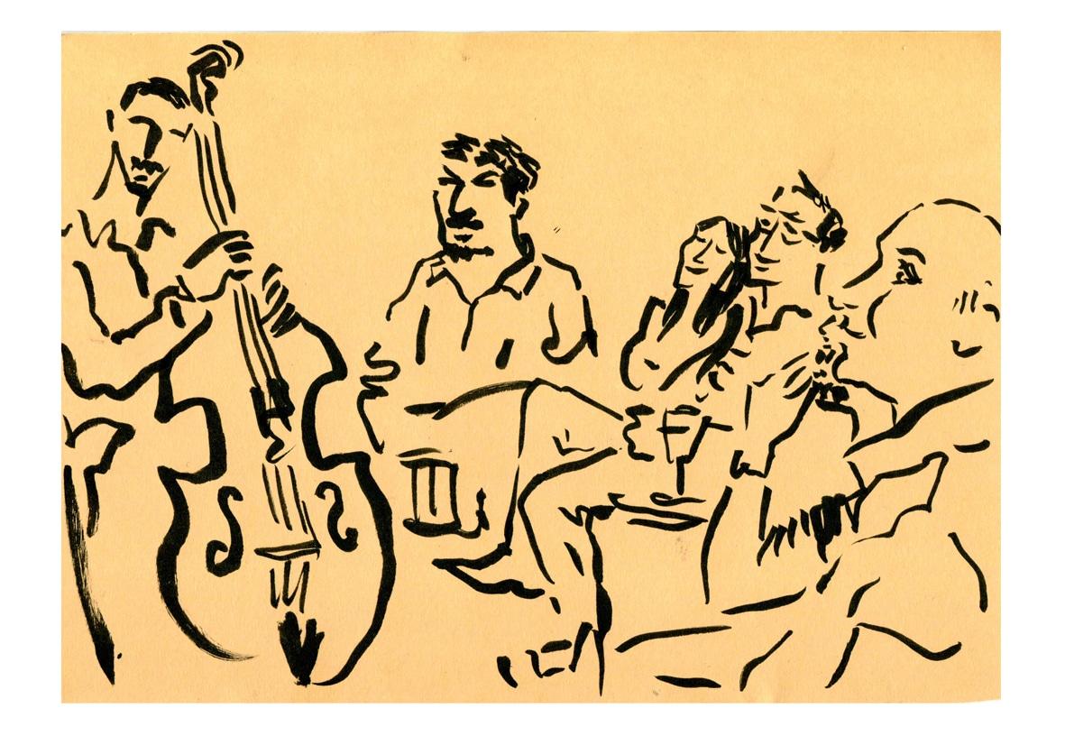 Dexter Goldberg Trio 11