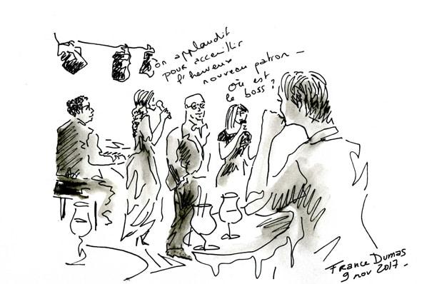 Café Jazz Montparnasse