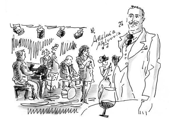 Café Jazz Montparnasse 1