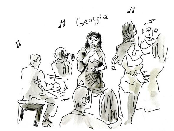 Café Jazz Montparnasse 2