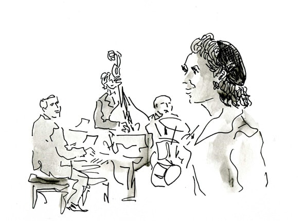 Café Jazz Montparnasse 4
