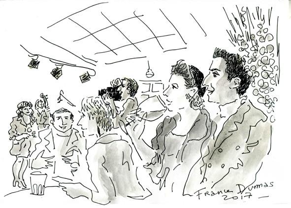 Café Jazz Montparnasse 5