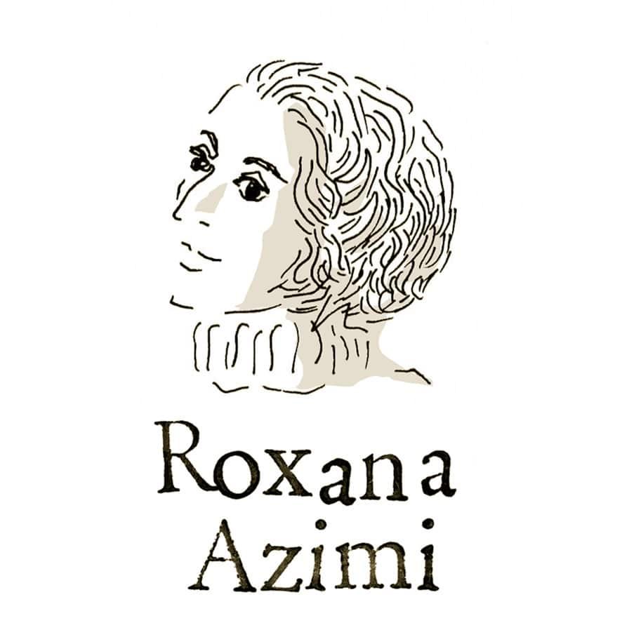 Roxana Azimi PORTRAIT RVB