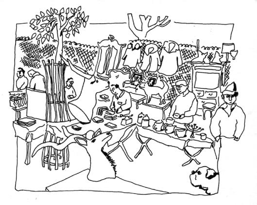 Les puces de Vanves p.1
