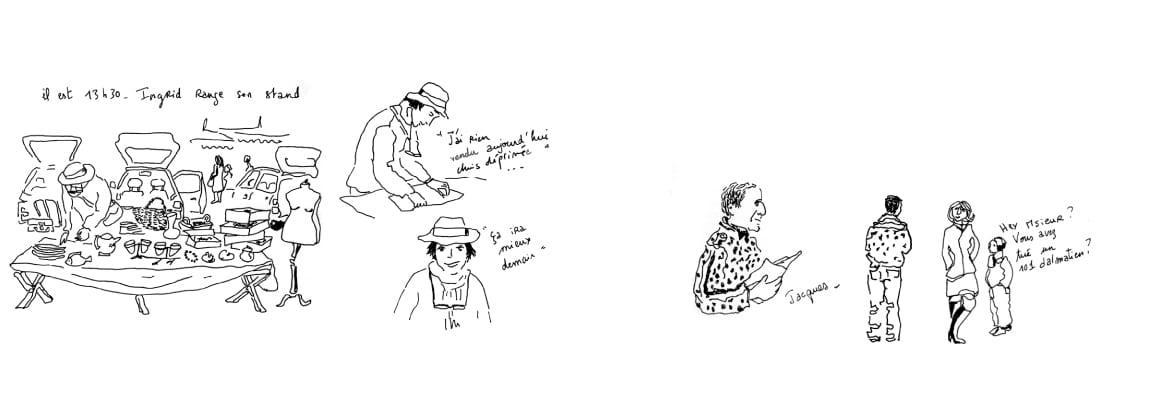 Les puces de Vanves p.11
