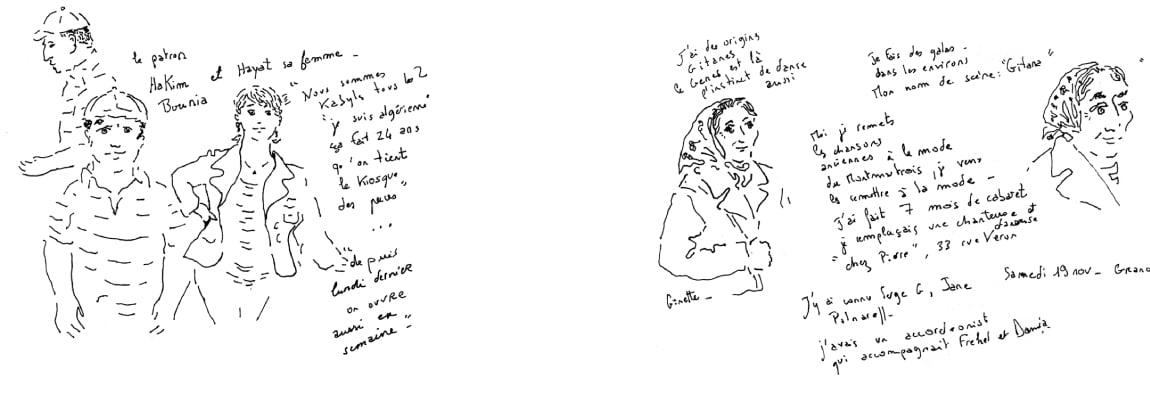 Les puces de Vanves p.15