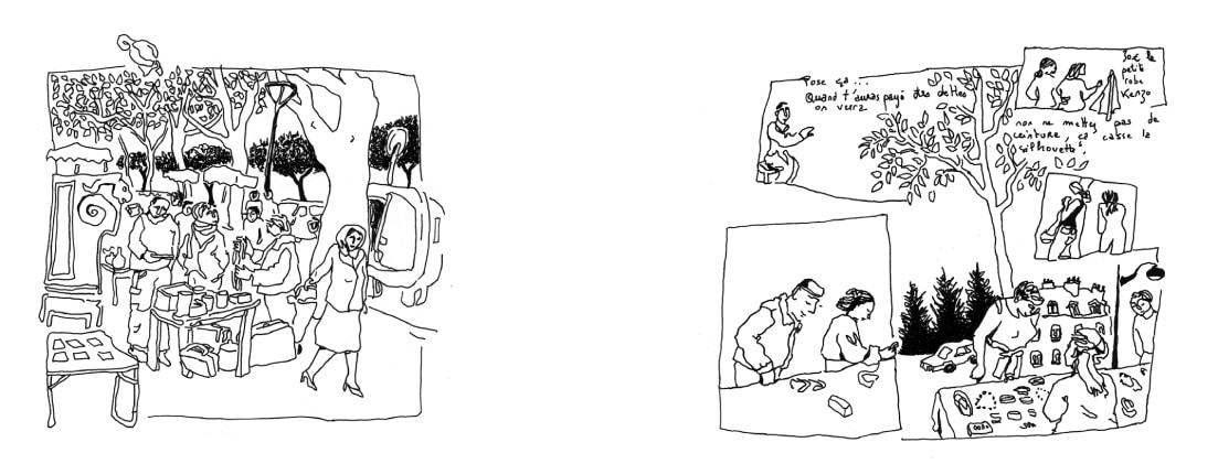 Les puces de Vanves p.2