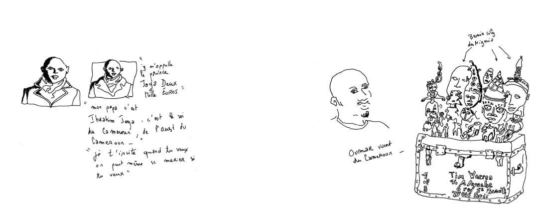 Les puces de Vanves p.22