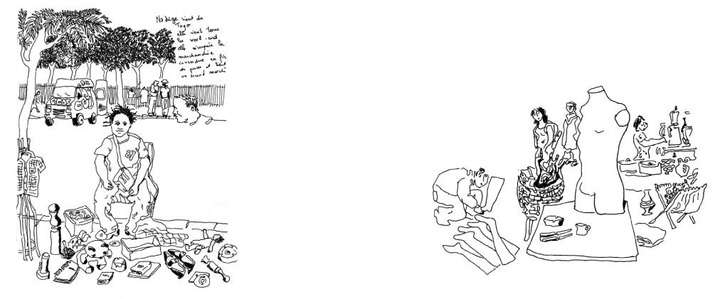 Les puces de Vanves p.25