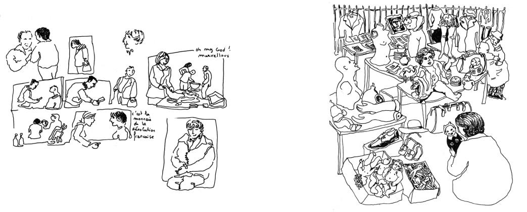 Les puces de Vanves p.3