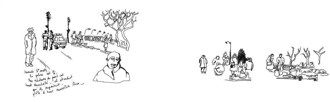 Les puces de Vanves p.30