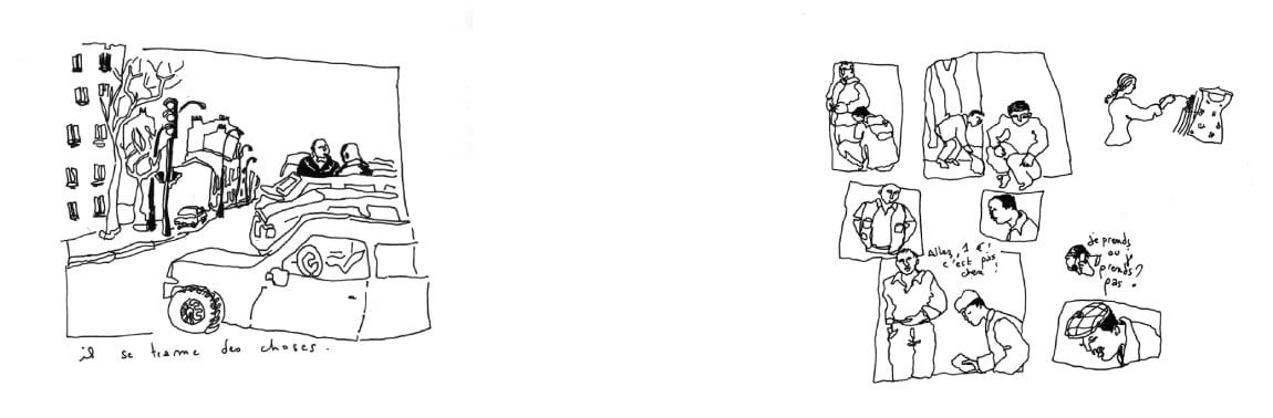 Les puces de Vanves p.32
