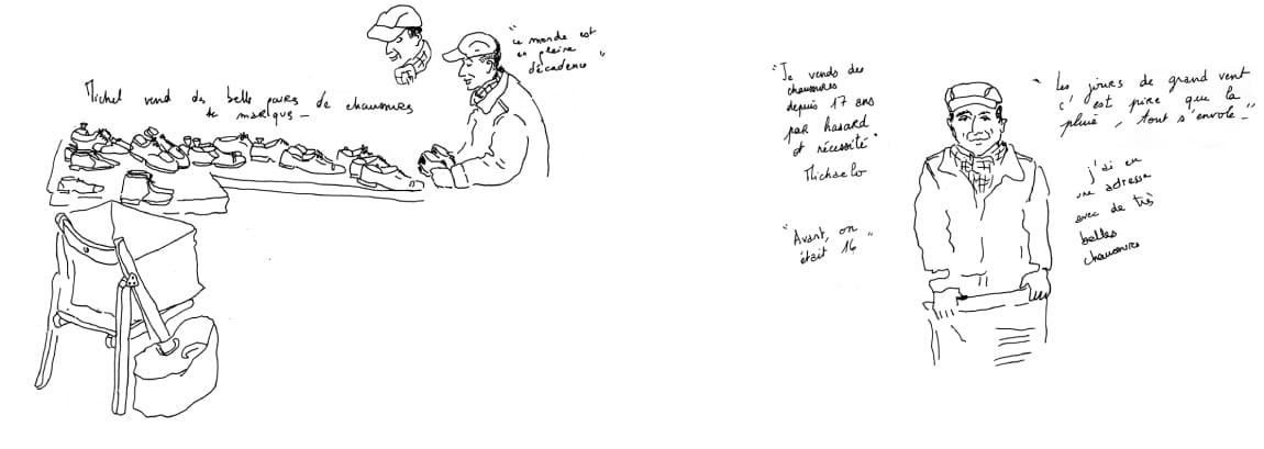 Les puces de Vanves p.8