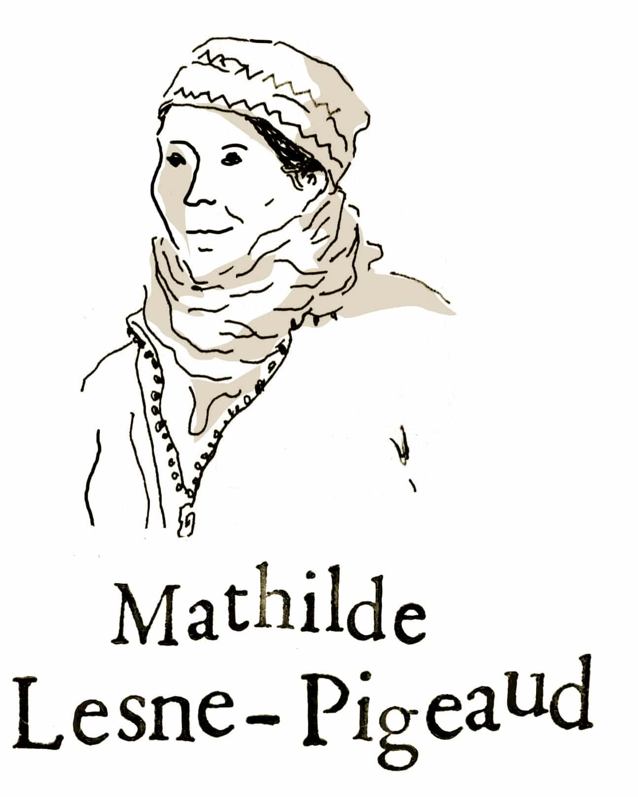 mathilde PORTRAIT