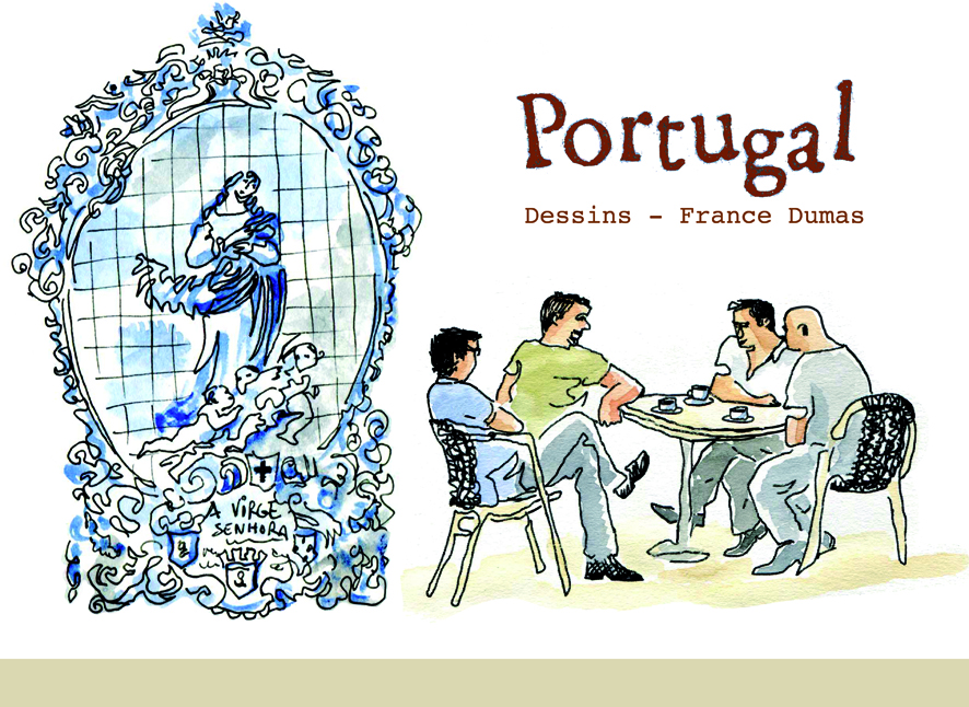 1ere page CAL pORTUGAL